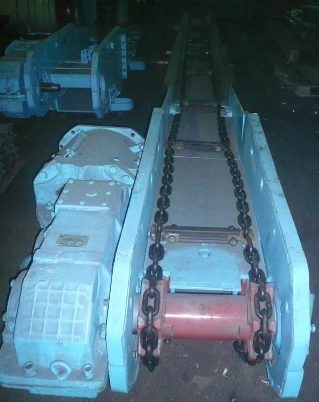 Скребковый шахтный конвейер новые фольц транспортер